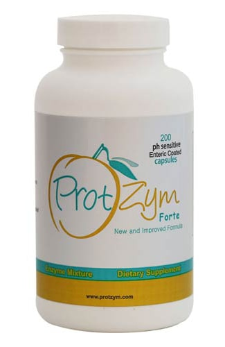 Protzym pancreatic enzymes